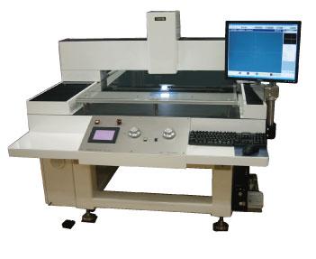 デジタルニ次元座標測定機